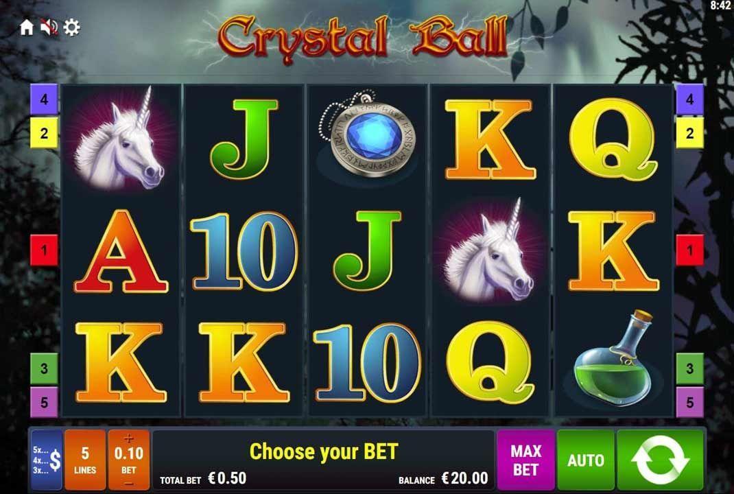 Crystal Ball Spielautoma