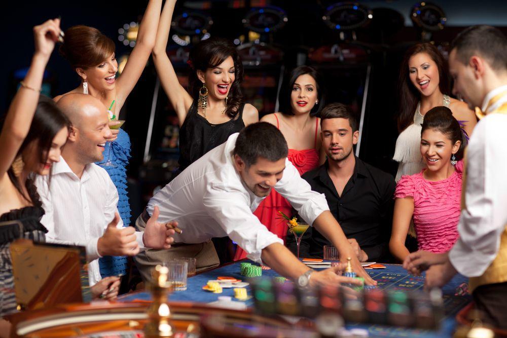 Partyglücksspielen