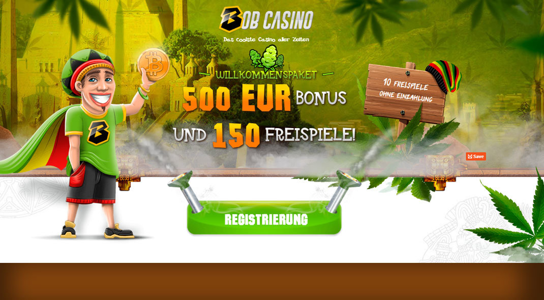 Bob Online Casino test