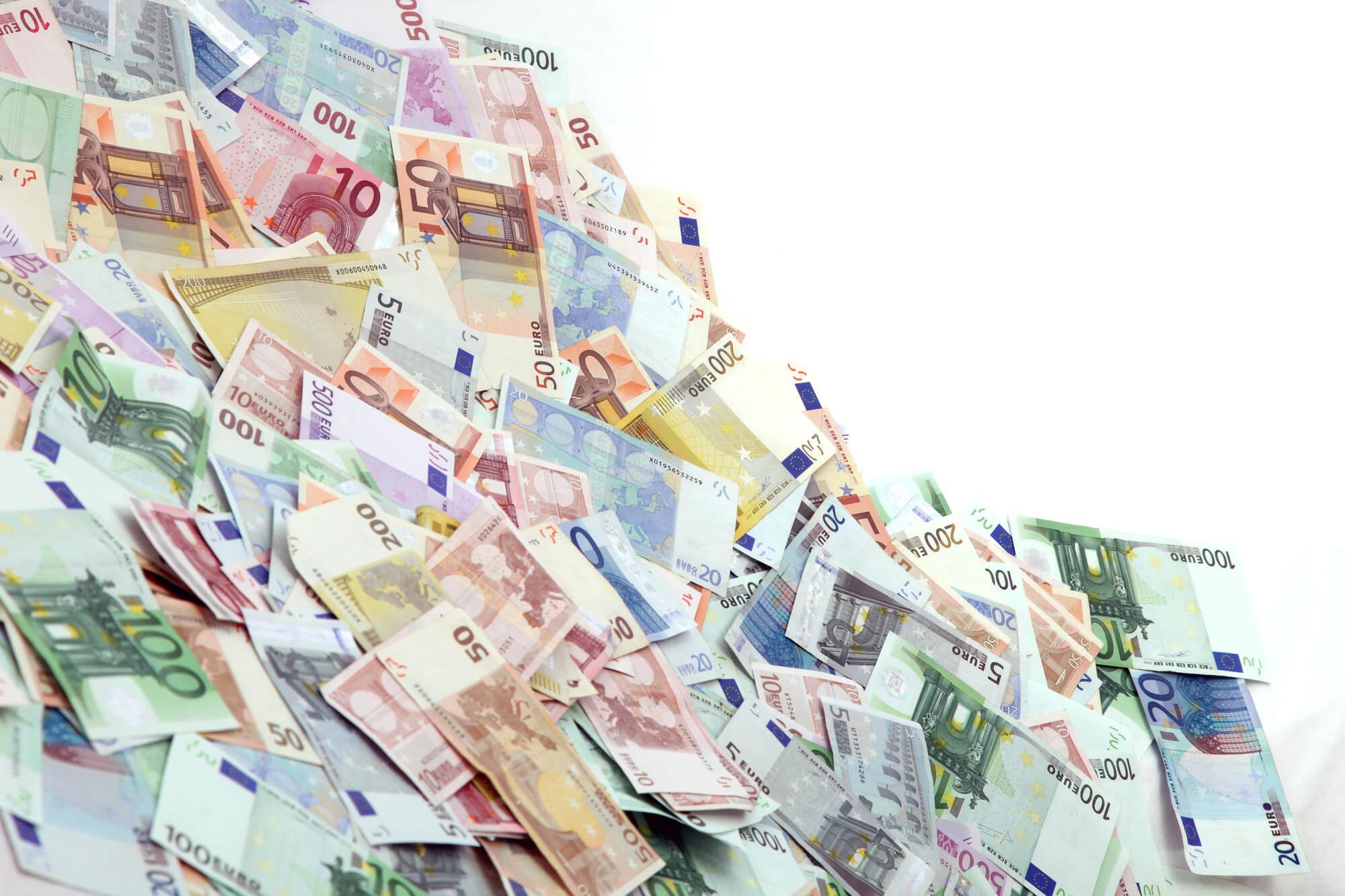1 Millionen Euro Gewin