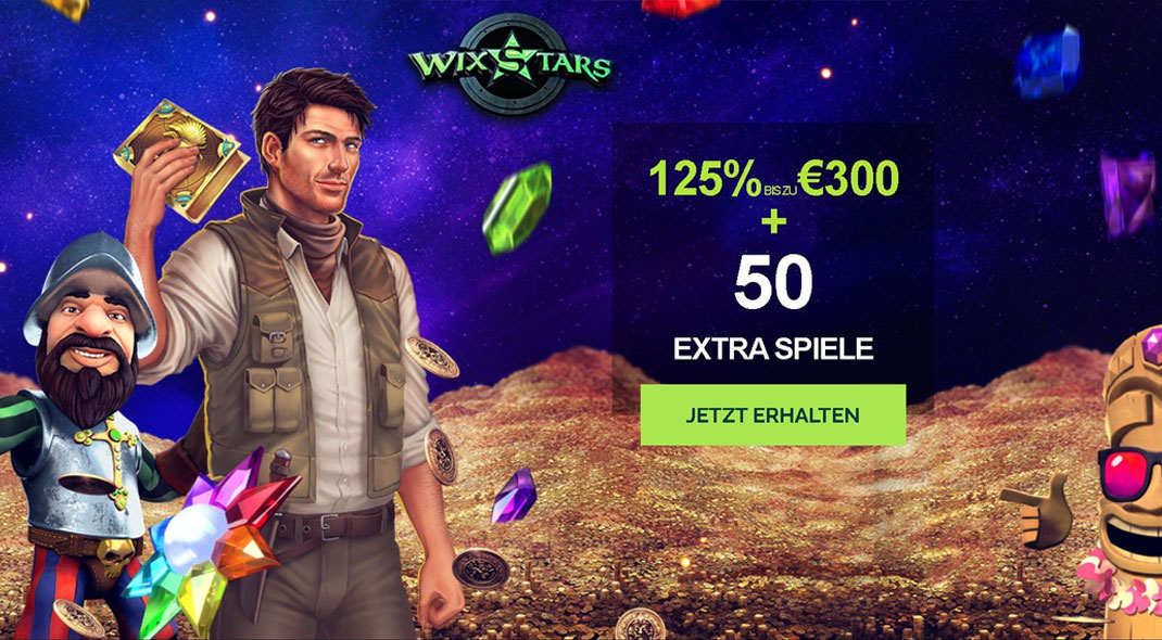 Wixstars Online Casino test